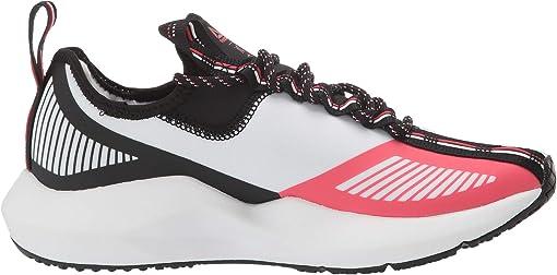 White/Hype Pink/Black