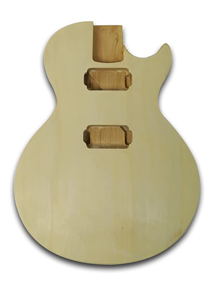 Les Paul Guitar Unfinished Body