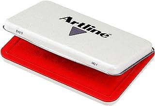 Artline Ehj-3 Stamp Pad #1 Red