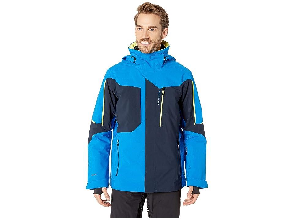 Obermeyer Kenai Jacket (East Wind Blue) Men