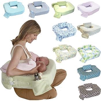 双子用授乳クッション 「日本正規品」「赤ちゃんの為に考えられた」産院で推奨されている ツインズサポートクッション 双子 授乳クッション マイブレストフレンド (ツインフラワーキーグレー)