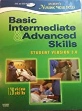 Mosby's Nursing Video Skills - Basic, Intermediate, & Advanced Skills. DVD-ROM: 126 Video skills