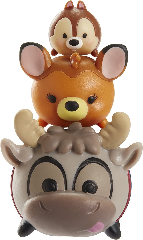 Tsum Tsum 3-Pack Figures: Sven/Bambi/Chip
