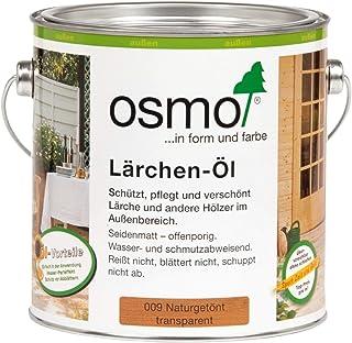 OSMO Lärchen-Öl Naturgetönt 009 2,5 Liter