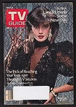 TV GUIDE Phoebe Cates Stepfanie Kramer Kentucky Derby 5/4-5/10 1985
