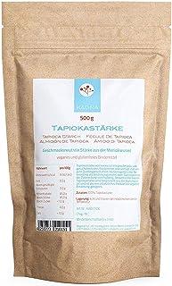 Tapiokastärke 500g - vegan und glutenfrei - im wiederverschließbarem Beutel von kaona
