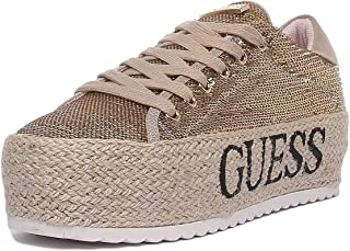 Guess Womens Fl6Mrlfab12 Synthetic Sneakers