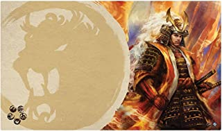 Fantasy Flight Games FFG L5S08 L5R: Right Hand of The Emperor Playmat, Multicolor