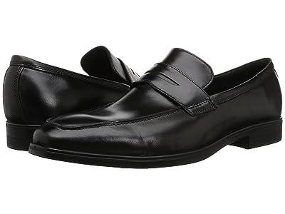 ECCO Melbourne Loafer (Black) Men