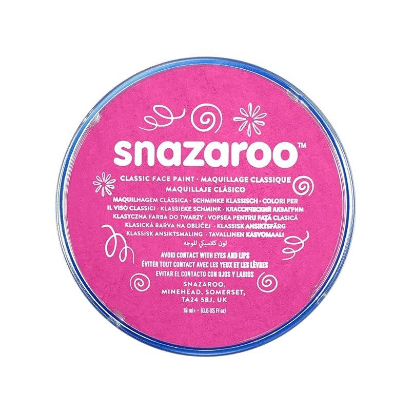 Snazaroo 1118058 Classic Face Paint, 18ml, Bright Pink xznfzyid060489