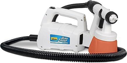 Wagner 0529033 Home Décor HVLP Paint Sprayer, 6' Hose, Chalk Paint Spray Gun, Milk..