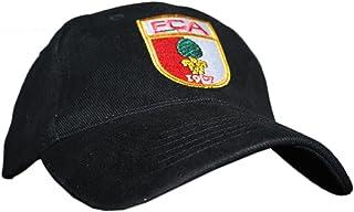 Do You Football FC Augsburg Bundesliga Fan Cap für Kids Schwarz FCA von Aktivhandel