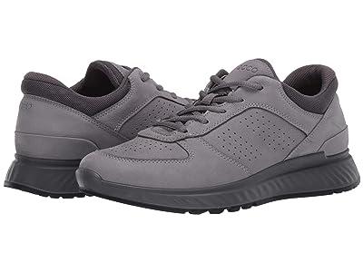 ECCO Sport Exostride Sneaker (Titanium/Titanium) Men