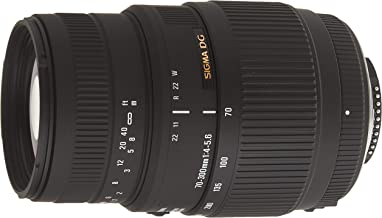 Sigma 70-300mm f/4-5.6 DG Macro Motorized Telephoto Zoom...