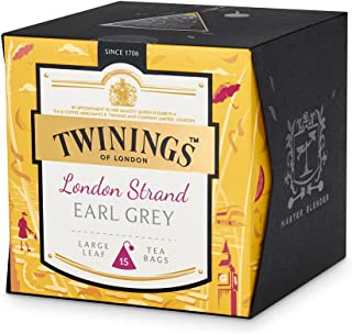 Twinings Platinum London Strand Earl Grey 15 Teebeutel