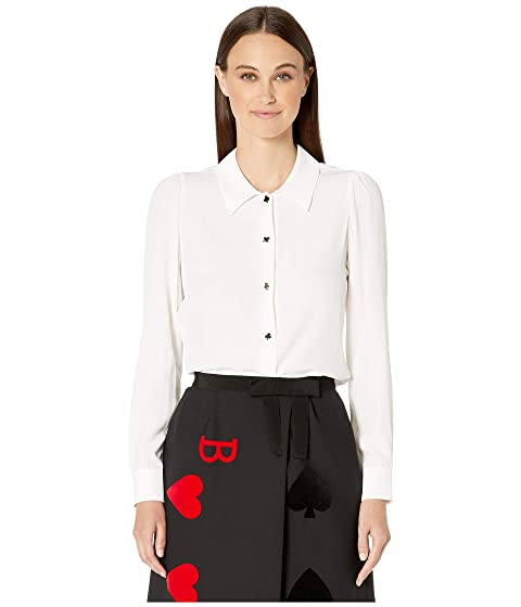 Boutique Moschino Ace Blouse