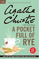 A Pocket Full of Rye: A Miss Marple Mystery (Miss Marple Mysteries Book 6) Kindle Edition