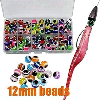 12mm Angeln Terminal Tackle Baoblaze 20pcs Karpfenangeln Shock Buffer Beads 10