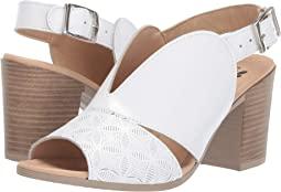 923a93a11c83f Women s White Sandals + FREE SHIPPING