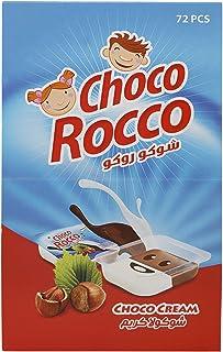 Swasco Choco Rocco Cream, 10 gm (Pack of 72)