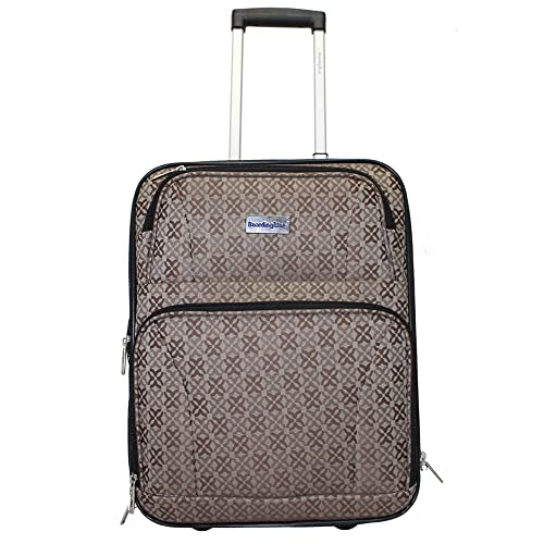 28c527f95a84 BoardingBlue Rolling Personal Item Luggage Under Seat for the Airlines of  American