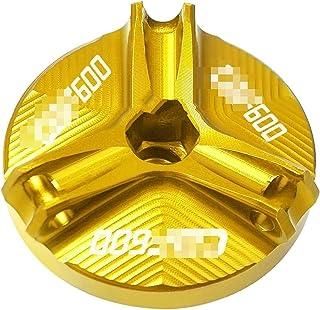 WEIDUBAIHUO Voor CBF 600 SA CBF600 CBF600SA 2006-2013 2007 2008 2009 2010 2011 2012 Motorfiets Motor Oil Cup Plug Olie Vul...