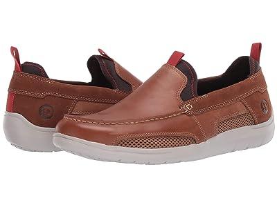Dunham Fitsmart Loafer (Tan) Men