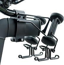 ATP Sports - حامل أحذية للدراجات بيلوتون والدراجات الهوائية - إكسسوارات لبيلوتون - تحمل زوجين من أحذية ركوب الدراجات (عبوتان)