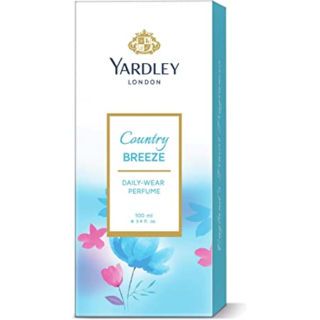 Yardley London Country Breeze Daily Wear Perfume For Women, 100ml