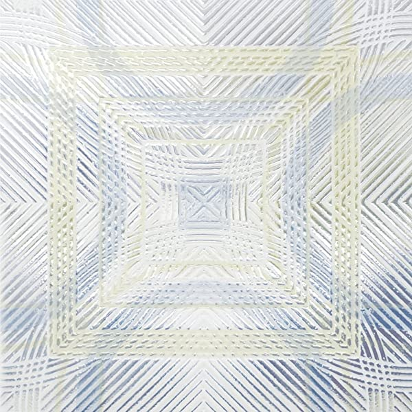 Artscape 02 3705 Bird S Eye View Blue Yellow Window Deflector 4 X 4 4 In X 4 In In