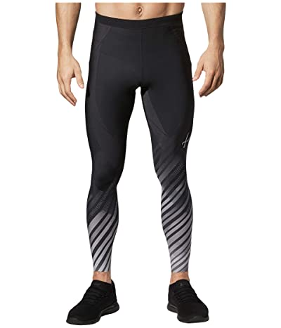 CW-X Generator Revolution Tights 2.0 (Black/Grey) Men