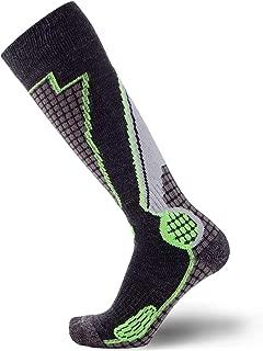 High Performance Wool Ski Socks – Outdoor Winter Men...