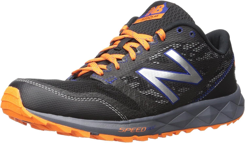 Amazon.com | New Balance Men's 590v2 Speed Ride Trail Running Shoe ...
