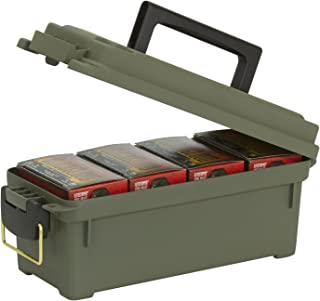 Plano Shot Shell Box, Color Verde