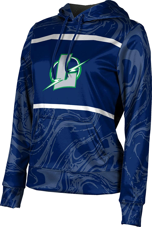 ProSphere Lapeer High School Girls' Pullover Hoodie, School Spirit Sweatshirt (Ripple)