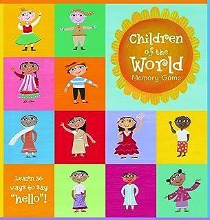 Barefoot Books BAREFOOT BOOKS INC Inc Children of The World Memory Game, Multicolor (9781846865374)