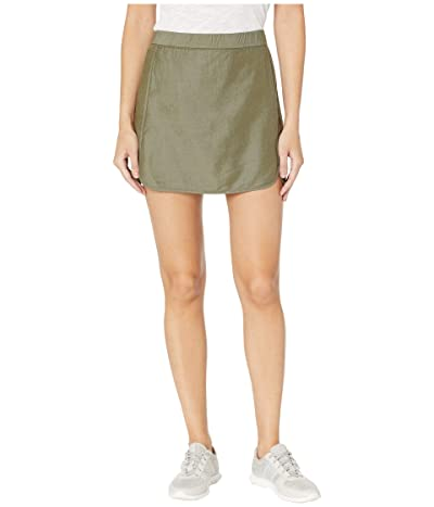 Carve Designs Jordan Skirt (Olive) Women