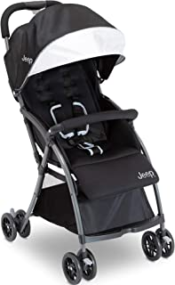 Jeep Ultralight Adventure Stroller, Dusk (Black)