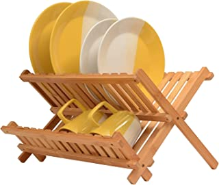 foldable dish plate drying rack