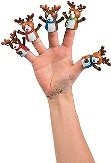 Best reindeer finger puppet Reviews