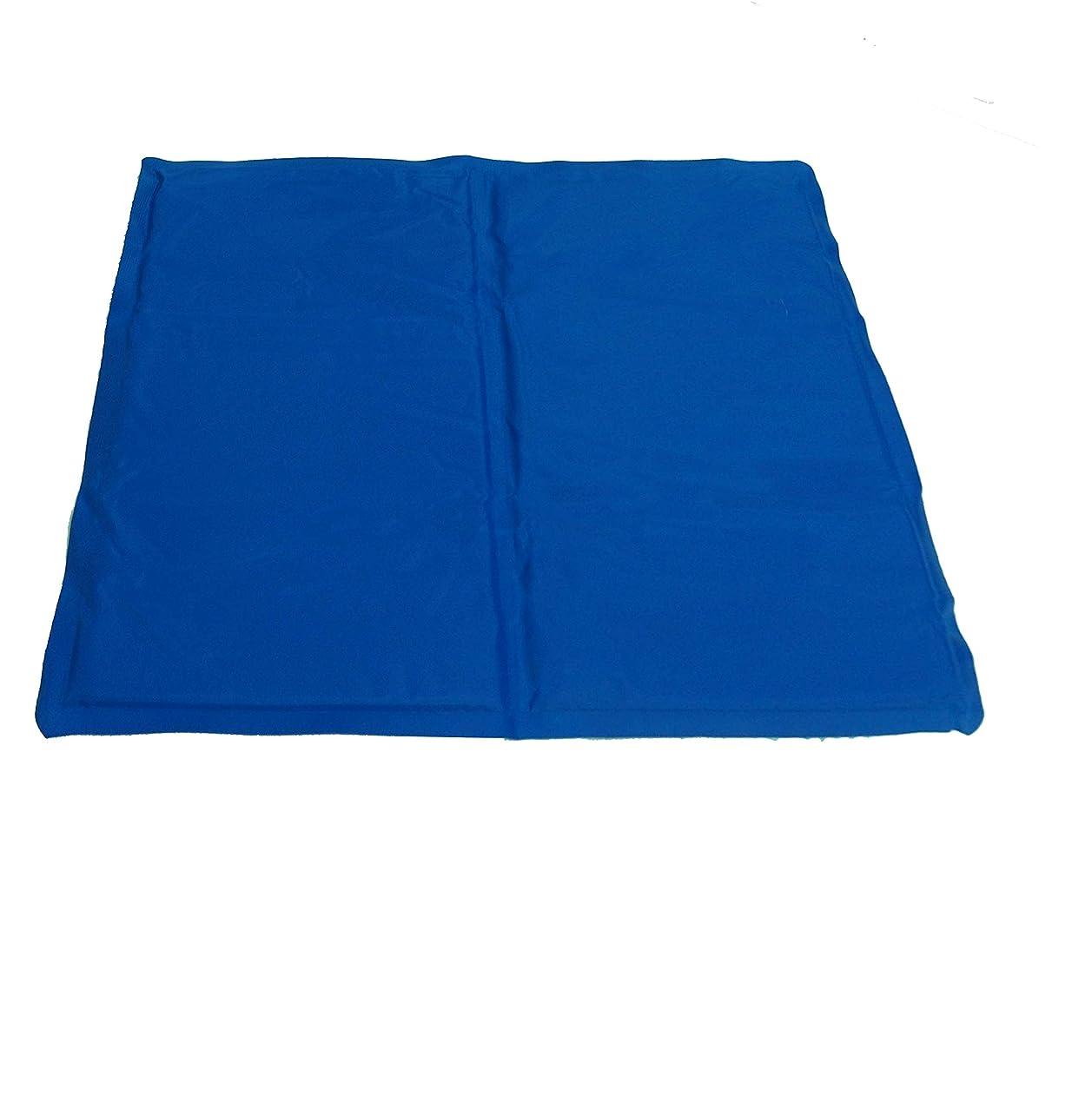 ターゲット民間人地域Bliss Fellows ペット用冷却シートMサイズ( ブルー) 暑さに弱いワンちゃんねこちゃんに 熱中症?暑さ対策に ノートパソコンの冷却に 暑い日には椅子の上に 枕の上に Mサイズ