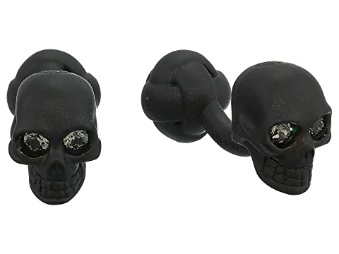 Alexander McQueen 3-D Skull Cuff Links