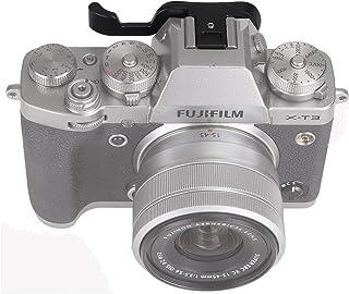 WEPOTO GP-C1カメラ ホットシューハンド、親指グリップ 富士X-T2/T20/T30/T3適用