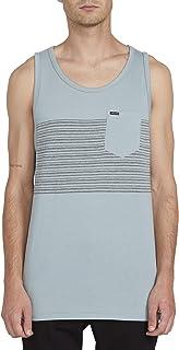 Volcom Men's Forzee Knit Tank Top Shirt