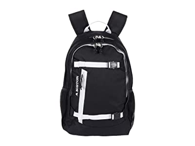 Burton Kids Day Hiker 20L Backpack (Little Kids/Big Kids) (True Black) Backpack Bags