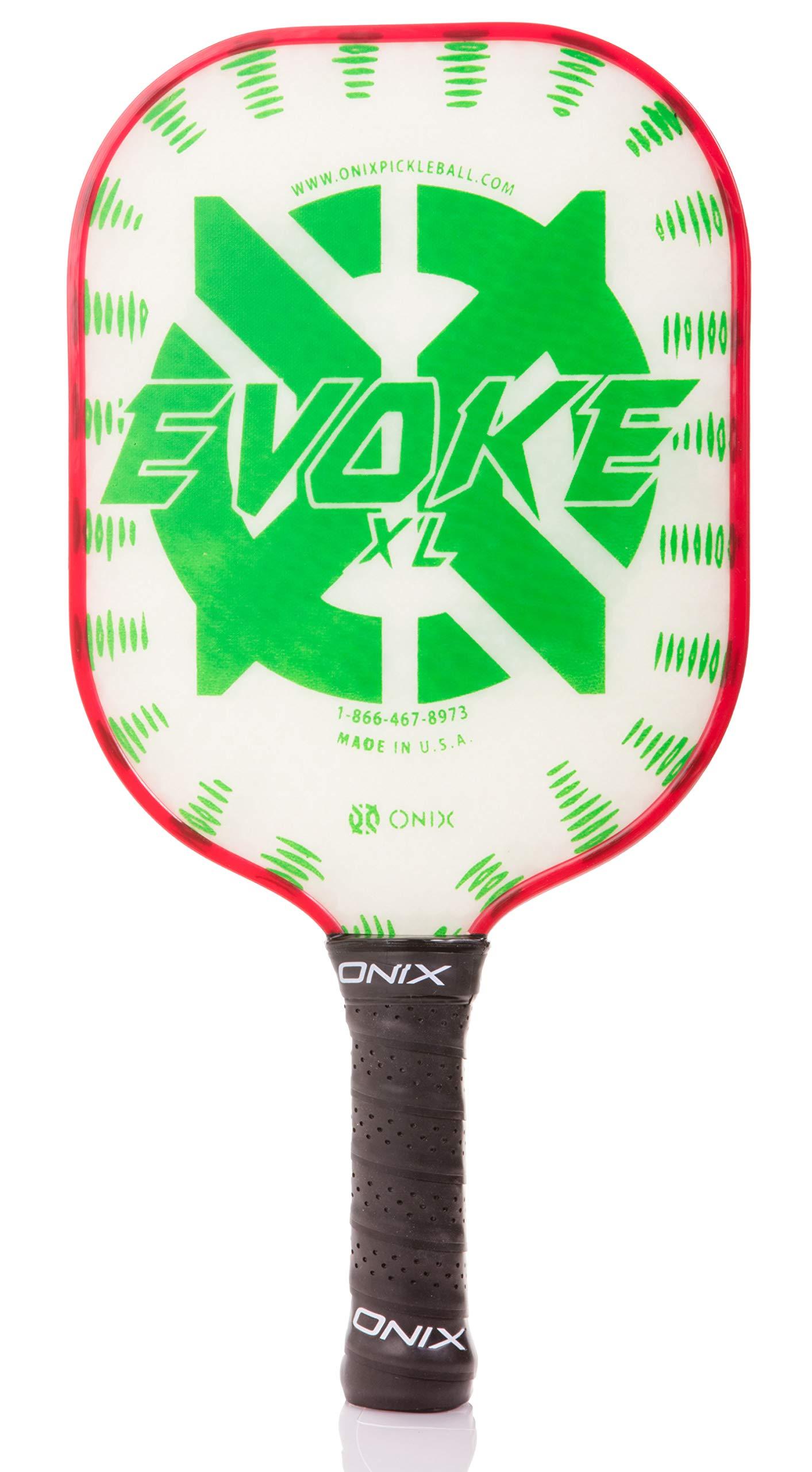 Onix Evoke Series Pickleball Paddles with Composite Fa -P0NM