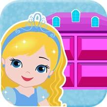 Fairy Tale Princess Doll House Game