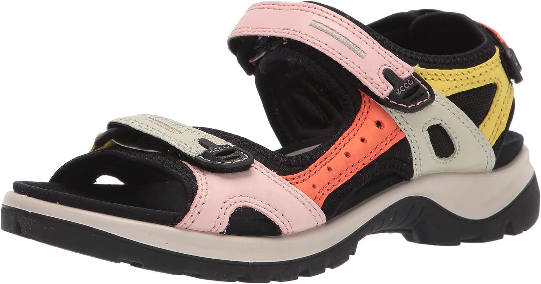 ECCO Women's Yucatan Sandal It is very Sale special price popular Toggle women's