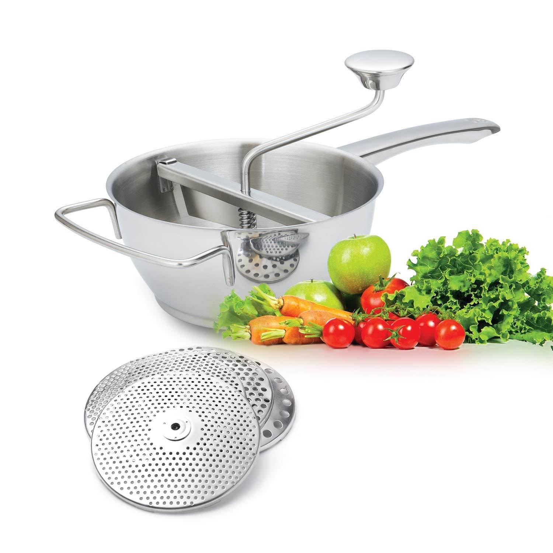 Stainless Vegetable Applesauce Dishwasher ROYDOM