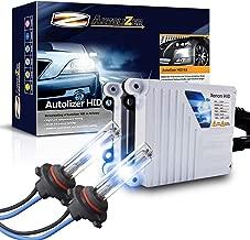 Autolizer 55W Xenon HID Lights [9005 9055 H12-10000K Deep Blue]